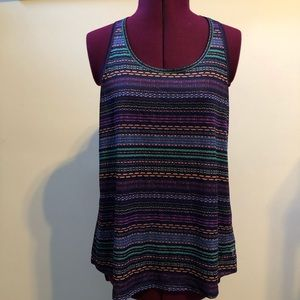 Old Navy Active striped tank